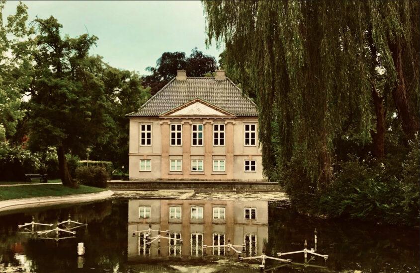 Das Haus in der Dorotheenstraße